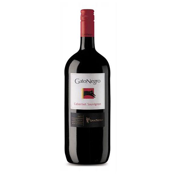 Червено вино Гато Негро
