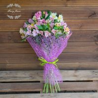 Алстромерия - цветна градина