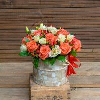 Цветен лукс в кутия