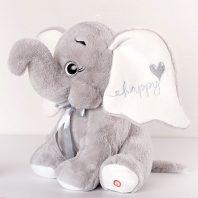 Слон Плюшен